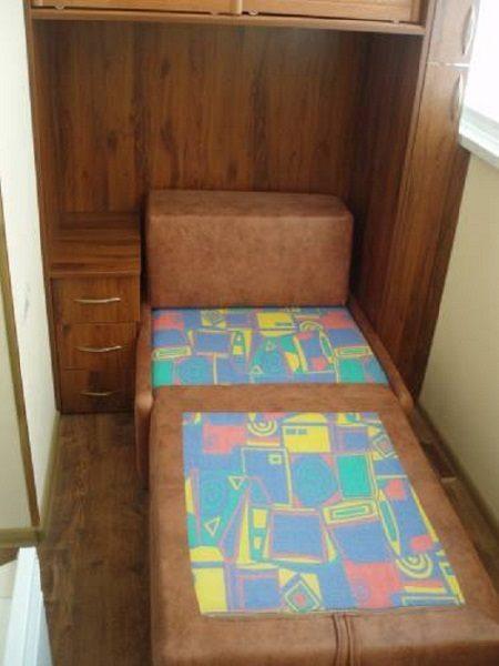 фото: раскладной диван-кровать