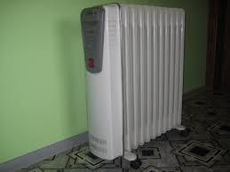 фото: масляный радиатор на балкон
