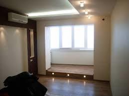 фото: отдельная комната из балкона