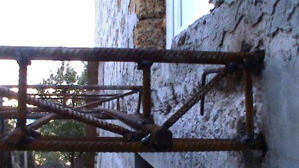 фото: навесной балкон