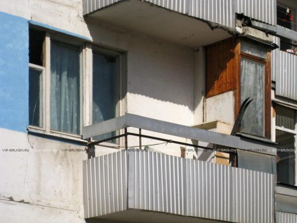 фото: типовой балкон