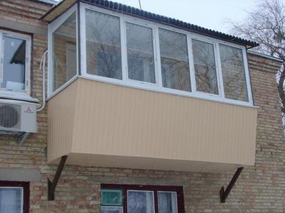 фото: приставной балкон