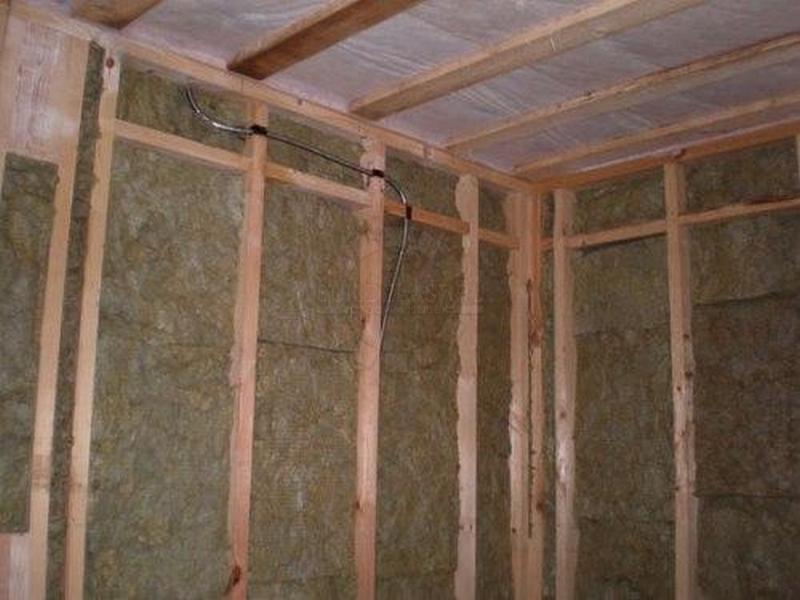 Утеплитель для стен каркасные дома своими руками