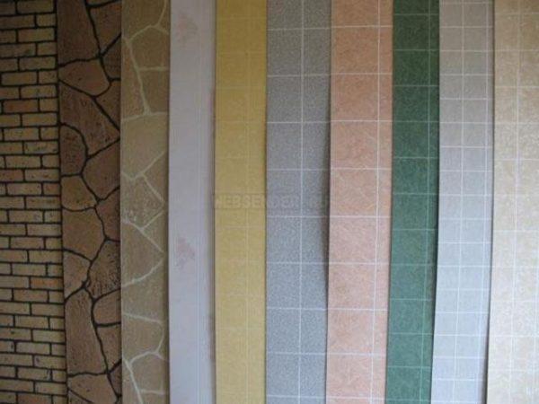 панели пвх для обшивки стен