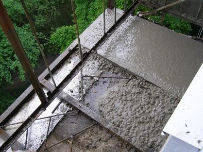 фото: ремонт балконной плиты