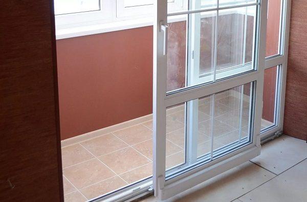 фото: наклонно-раздвижные двери