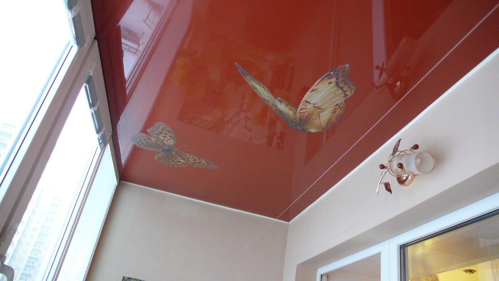какие потолки установить в неотапливаемом зимой доме работы