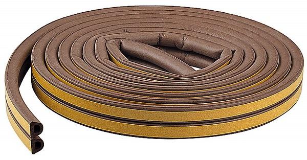 фото: трубчатая уплотнительная лента