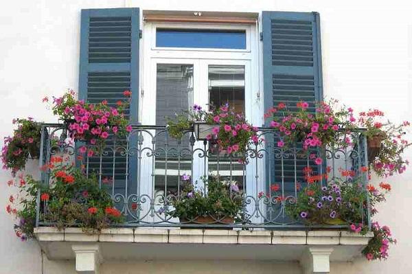 фото: что такое французский балкон