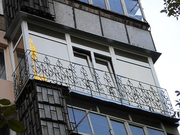 Французский балкон: что это такое, виды, как сделать в хруще.