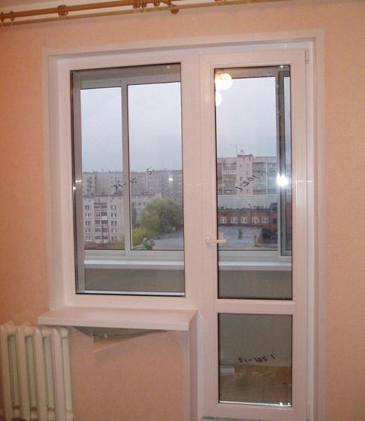 Разновидности балконных дверей: какую лучше выбрать, установ.