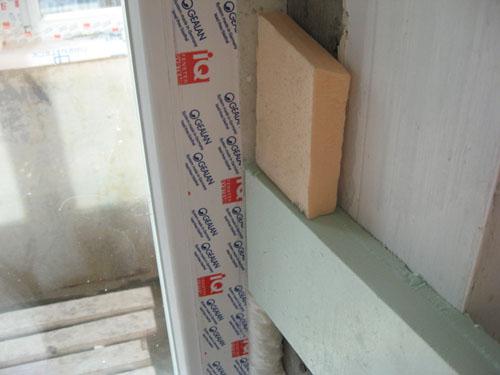 фото: подбираем толщину пенополистирола для теплых откосов