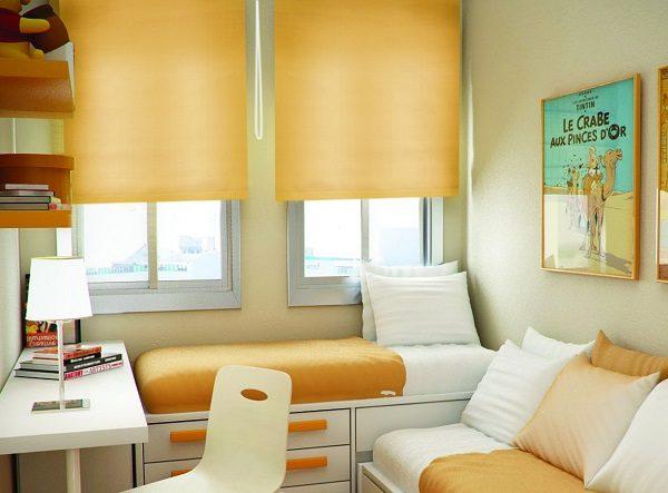 светофильтры в жилых комнатах