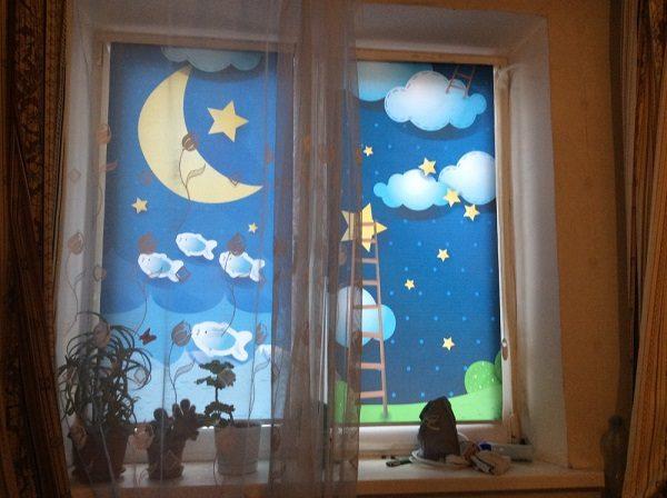светофильтры для детской комнаты