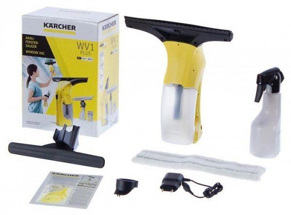 комплектация керхер для мытья окон