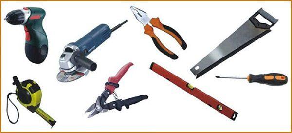 инструменты для монтажа мдф панелей