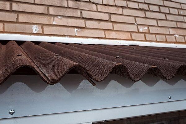 ондулин на крышу балкона