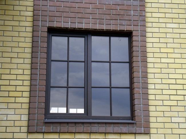 фото: окна со шпросами