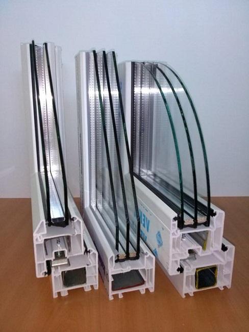 фото: Однокамерные и двухкамерные стеклопакеты