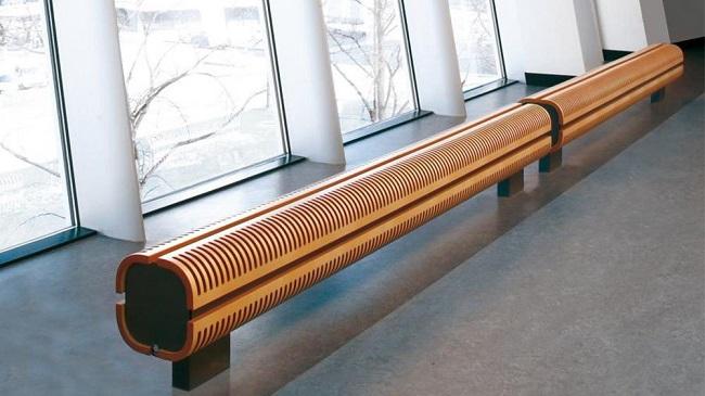 алюминиевые радиаторы отопления для окон в пол