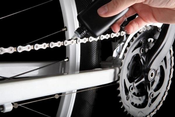 фото: подготовка велосипеда к зимовке
