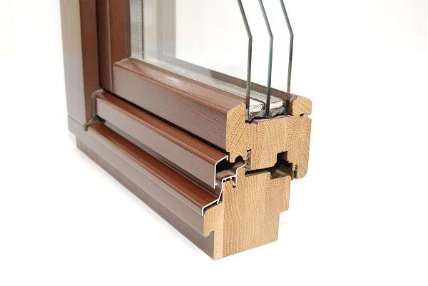 деревянный профиль окна