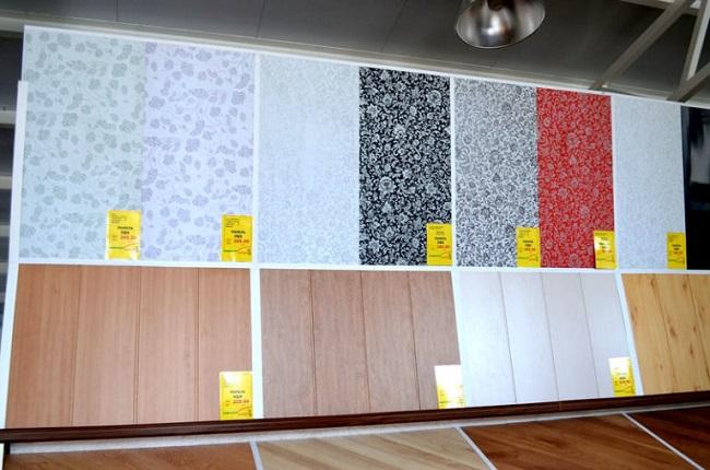 стеновые панели для балкона ассортимент