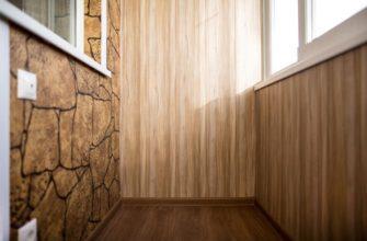 топ 5 материалов для обшивки балкона