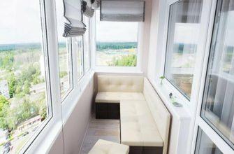 лучшие идеи в оформлении балкона
