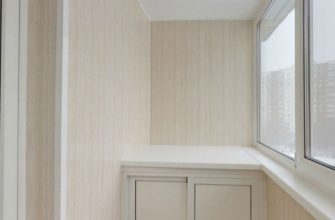 пластиковые панели для балкона