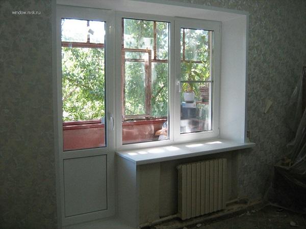 фото: балконный блок