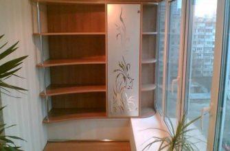 фото: мебель для балкона