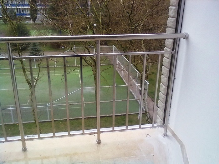 монтаж новых балконных ограждений