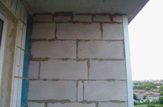 из чего сделать балконную перегородку