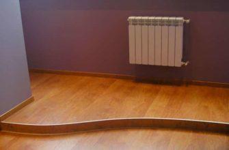 фото: как вывести батарею на балкон