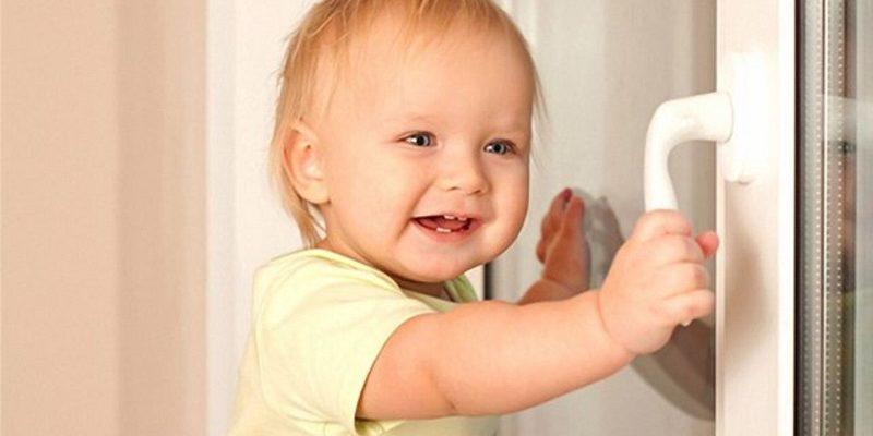 фото: защита от детей на окна