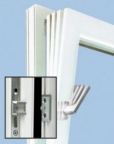 ступенчатое микропроветривание пластиковых окон
