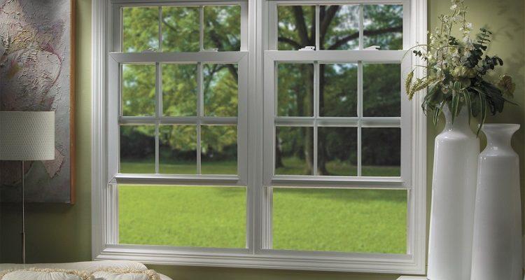 английские окна в интерьере дома