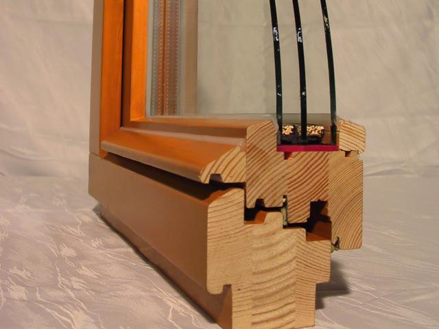 деревянный профиль из клеенного бруса