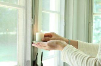 причины продувания пластиковых окон и методы их устранения