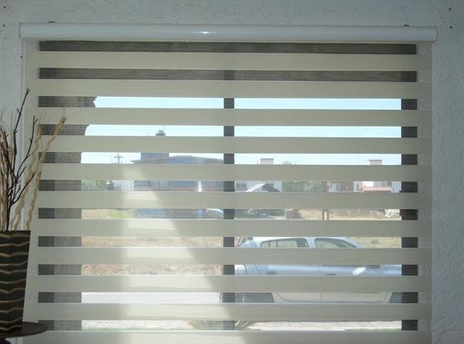 ролло шторы день ночь