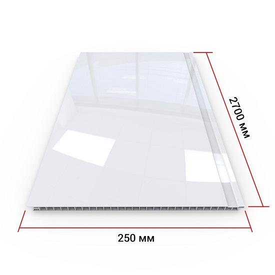 размеры потолочных пвх панелей