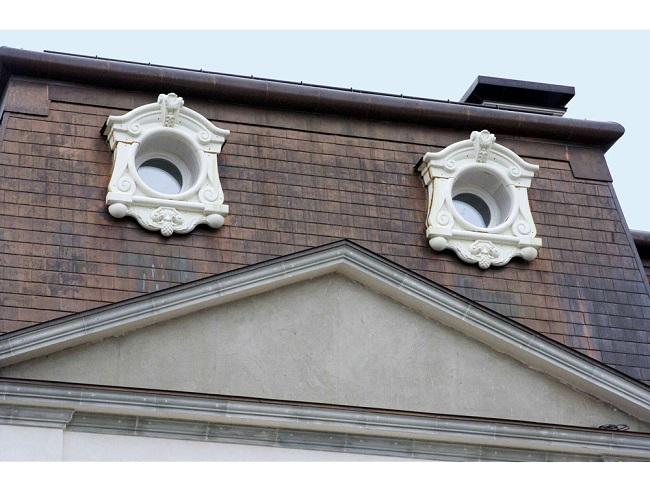 фото: слуховые окна люкарны