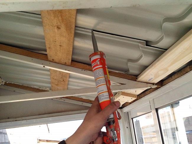 битумный герметик для ремонта крыш
