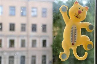 как выбрать уличный градусник на пластиковое окно
