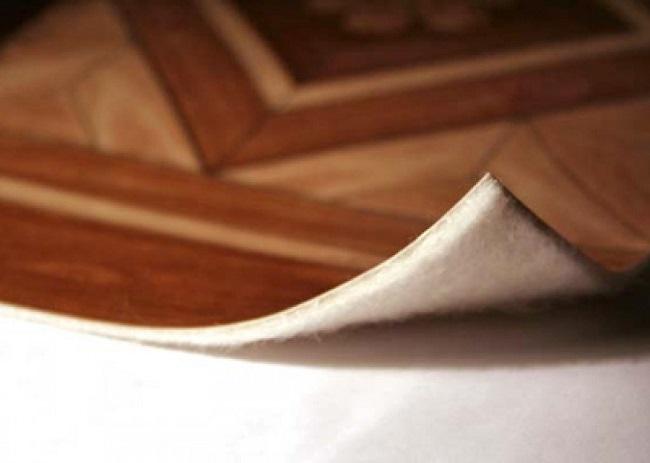 текстильная основа линолеума