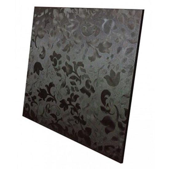 керамический обогреватель КАМ-ИН Picasso black 475 Вт