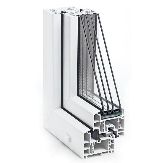 выбор профиля для трехкамерного стеклопакета