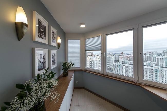 дизайн балкона п 44 т