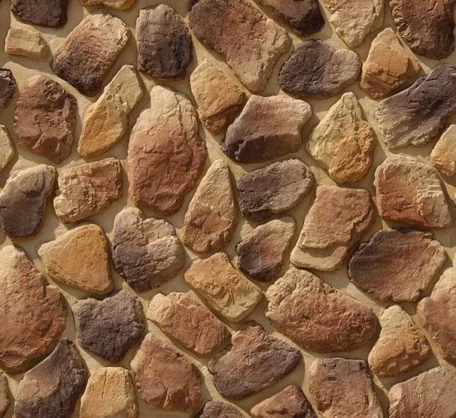 декоративный бутовый камень